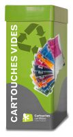 Empty Cartridges Recycling Box